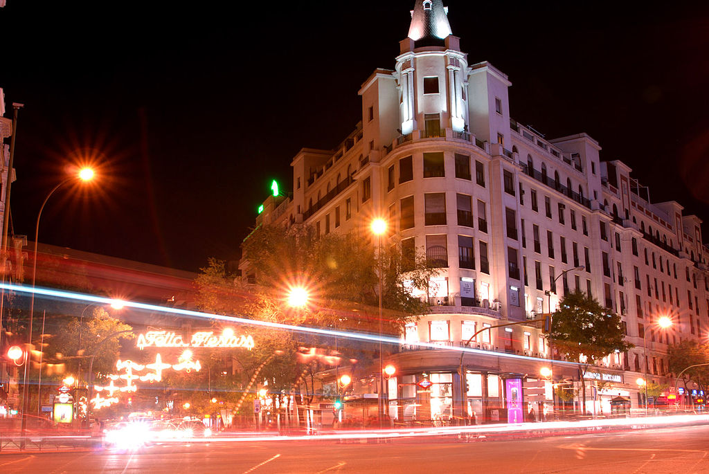 CREATIVE CITIES: MADRID#1