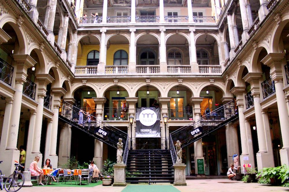 CREATIVE CITIES: BUDAPEST#8