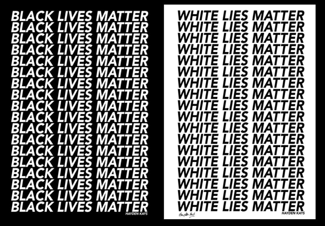 DESIGN PLUS: THE ART OF BLACK LIVES MATTER#4