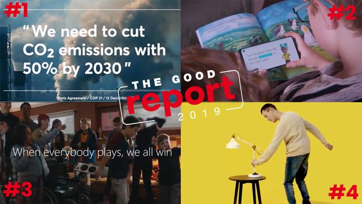 GOOD REPORT WINNERS ANNOUNCED#2