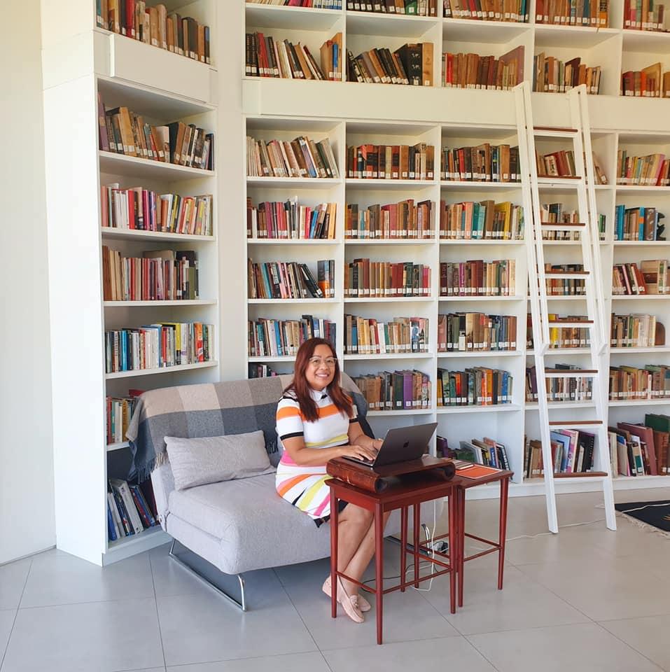 WRITING FROM HOME: ANGEL GUERRERO (ADOBO MAGAZINE, PHILIPPINES)#2