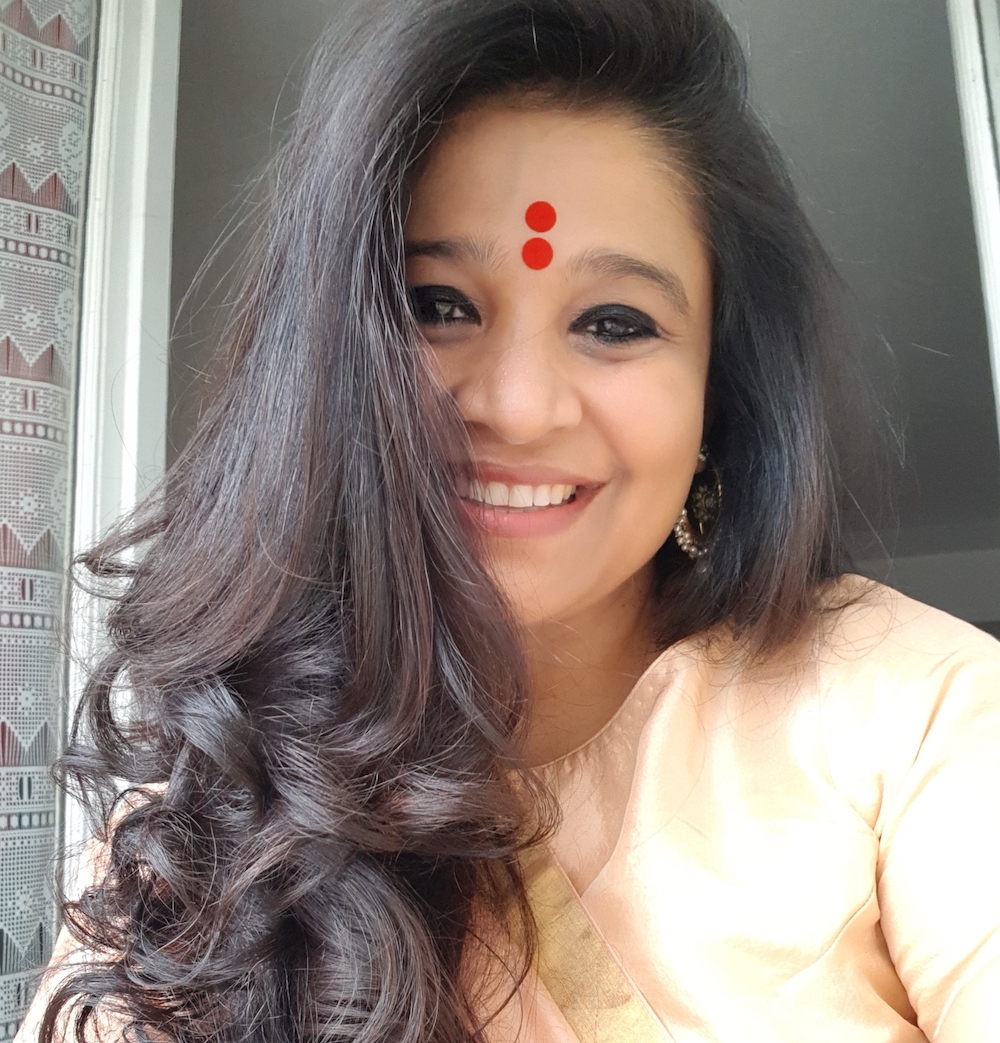GLOBAL HEADLINE MAKERS: SWATI BHATTACHARYA (INDIA)#1