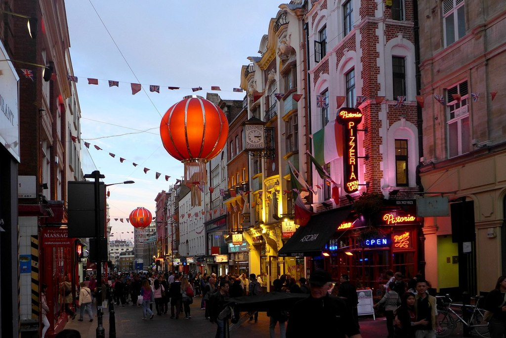 CREATIVE CITIES: LONDON#6