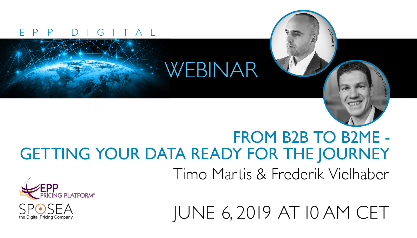 From B2B to B2ME - Getting your data ready for the journey