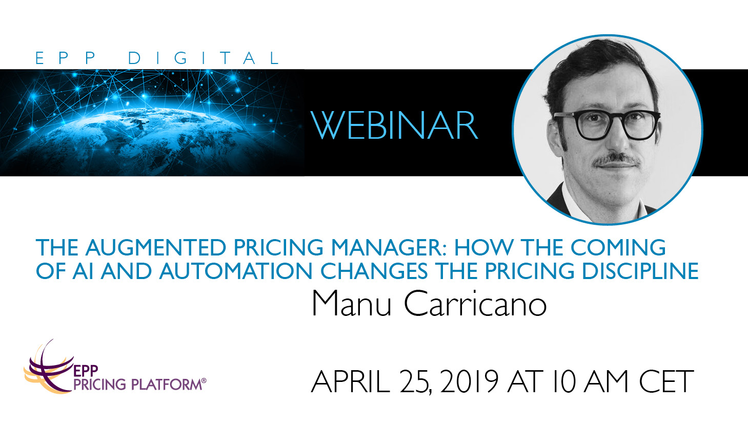 The Augmented Pricing Manager: How the coming of AI and automation changes the pricing discipline