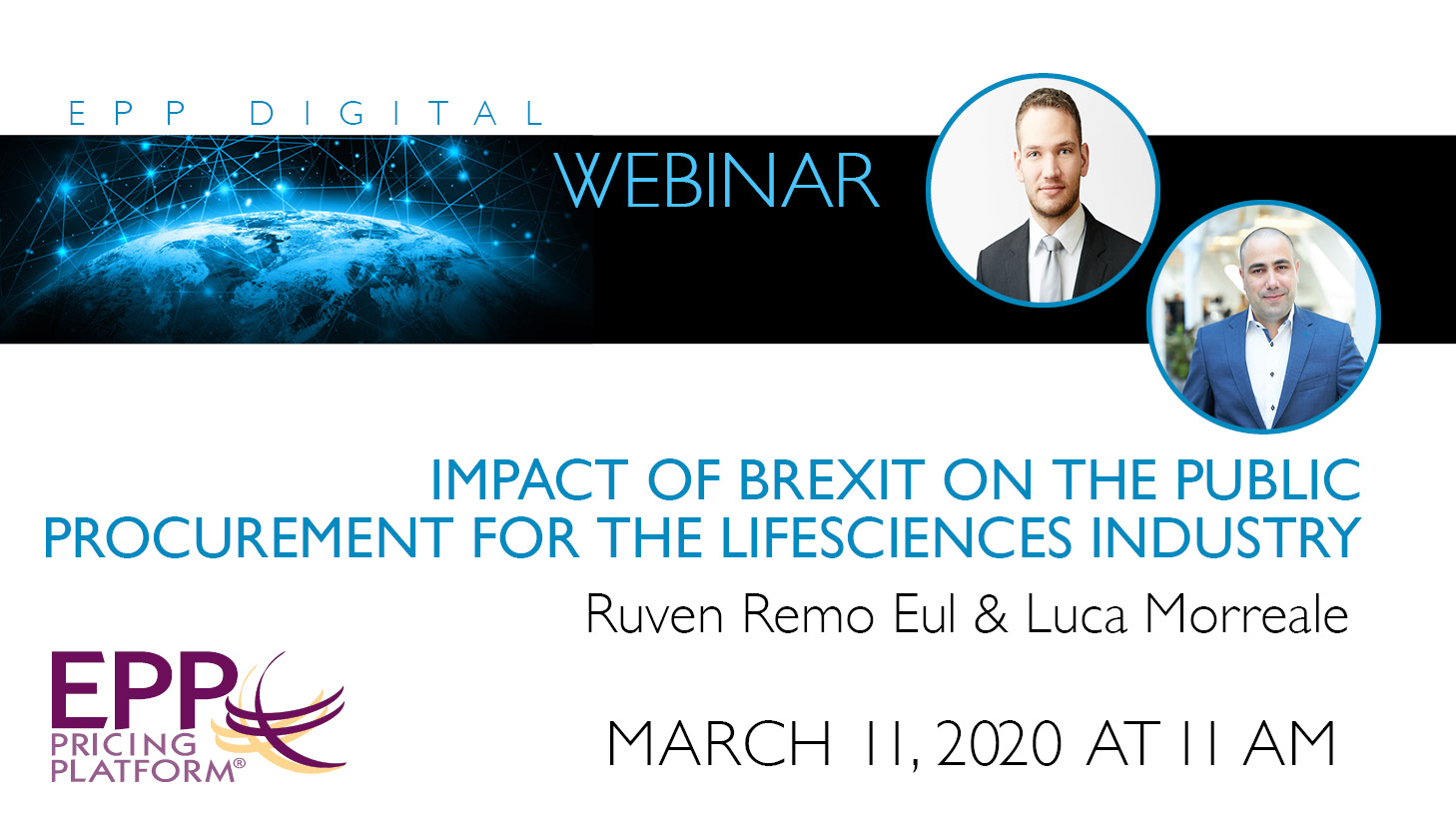 Impact of Brexit on the public procurement for the lifesciences industry