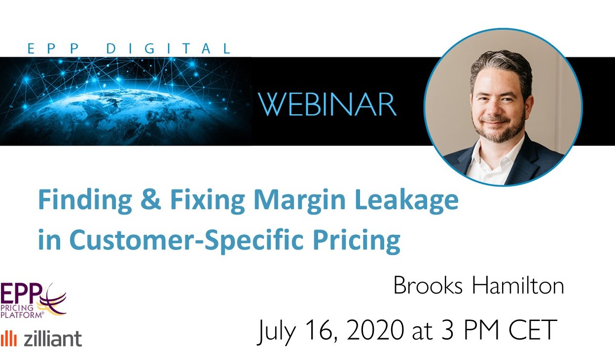 Finding & Fixing Margin Leakage in Customer - Specific Pricing