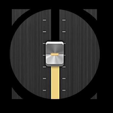 Equalizer + Enjoy an ergonomic and beautiful app