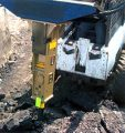 Hydraulic Breaker for 900 - 3600lb Carrier - UB-301