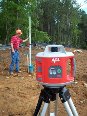 1 Touch Horizontal Self Leveling Laser 1500 ft. Range LS50