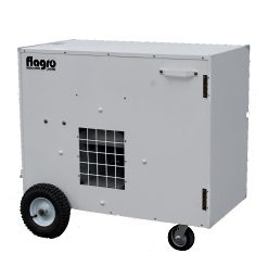 Flagro Portable Tent or Box Heater Propane or Nat Gas FLAGTHC355