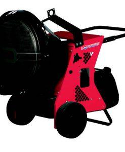 155 BTU Cantherm Fire Infrared Heater