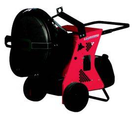 155 Btu Cantherm Fire Infrared Heater Equipmentland