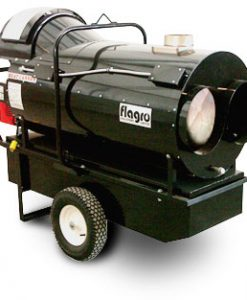 Portable Oil Heater 395K BTU Indirect Fired FVO 400