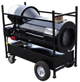 200,000 BTU Indirect-Fired Oil Heater FVO 200