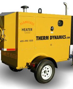 Heaters for Oil Wells and Volatile Applications