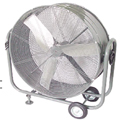 "Direct Drive Pivot Drum Fan; 36"" - PHP-HVD36"