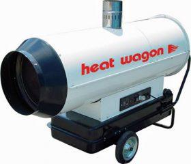 400k BTU Indirect Fired Oil Diesel or Kerosene Heater HVF410
