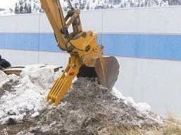 Quick Attach Thumbs for 10 Ton Excavators  LO QAT10