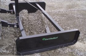 "Grading Plane 48"" for Sub-Compact Tractor MDS2-GP480"