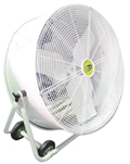 "Portable Premium Industrial Drum Fan; 24"" - PHP-PDF24W"