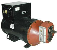 1800 RPM 60k Watt Tractor Driven PTO Generator WANCPTO40 1
