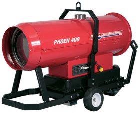 PHOEN 380K BTU Indirect Fired Natural Gas/Propane Heater