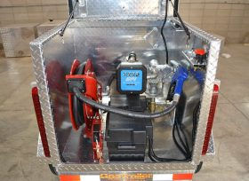 Gas Trailer Industrial 110 Gallon Aviation Fuel Trailer T110PA