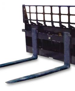 "4,000 lbs. Capacity Heavy Duty Pallet Fork for Skid Steers 42"" - SLS-SPF42"