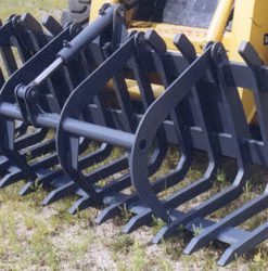 Manure Fork for Skid Steer 72 inch  AI-27872S