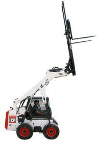Telehandler Pallet Fork; 3,000 lbs. Capacity