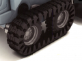 Rubber Track for Skid Steer TRO 320x86x49 13in wide