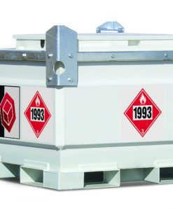 TransCube 132 Gal. Double Wall Portable Fuel Tank 05TCG