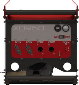 6000 Watt Diesel Generator WANC XDR60EL