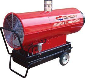 219K BTU Indirect Fired Oil Heater CAN EC200