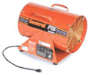 3/4 HP Non Hazardous Portable Ventilation Blower GEN-EP12ACP