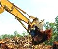 "Stump Shear for Excavators 43 to 55 ton; 72"" - SLS-SESS-5"