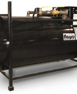 Flagro1,500,000 BTU Direct Fired Propane or Nat. Gas Heater F1500T