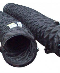 Flagro Flexible Hitex Heater Duct 12 in x 25 ft  FLAG FVD12