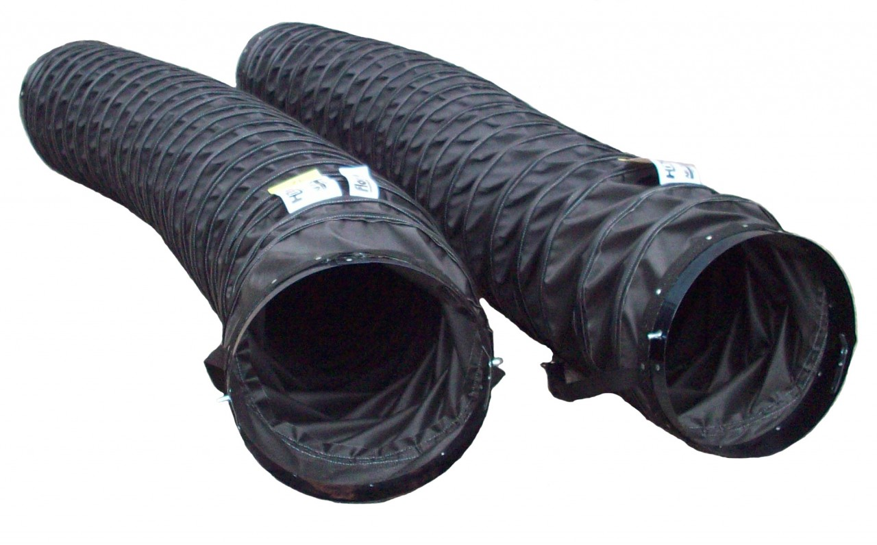 Heater Ducting Flagro Flexible Hitex Heater Duct 12 In X 25 Ft Flag Fvd12