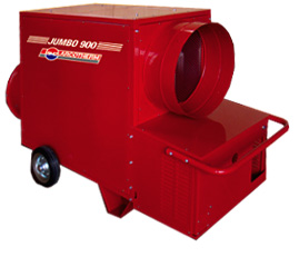 Cantherm 900K BTU Commercial Indirect Fired Oil Heater