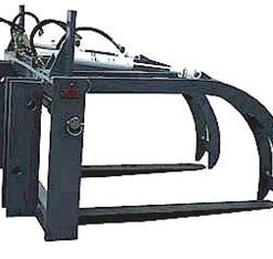 Dual Arm Grapple Pallet Forks; 8,000 lbs. Capacity; 48 in