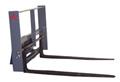 Micro Max Pallet Fork for Walk Behind Skid Steer; 900 lbs. Capacity; 42 in