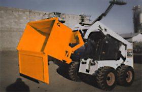 Easy Empty Dumpster - 3 Yard Capacity
