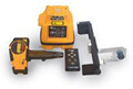 Self Leveling Horizontal-Vertical Rotary Laser Kit - PLS-HVR1000K