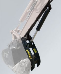 30 in Hydraulic Thumb for Mini Backhoe or Excavator AMUL ST07-2