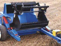 Hydraulic Rock Picker w/ Tire Upgrade - PFM-500-20B