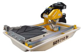 7in dia. Blade Rip Wet Tile Saw 20in SAW 710SR