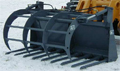 92 in Spike Tine Bucket with Grapples - AI-61692