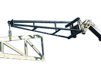Telehandler Truss Boom; 12 ft